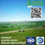 Het de landbouw Beweegbare Apparatuur van de Irrigatie van de Sproeier/Systeem van de Irrigatie van de Spil van het Centrum met Versnellingsbak en Delen
