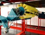 Racleur de courroie du convoyeur de la brosse rotative pour Chevron courroie
