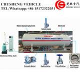 Poste d'essence de la qualité 15000liters LPG à vendre