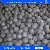Меля шарик стальных шариков средств выкованный меля стальной для шахт