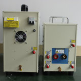 Aquecedor de indução por divisão de alta freqüência de 15kw / 30 ~ 80kHz (GY-15AB)