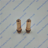 Elettrodo dei materiali di consumo Ew220181 della torcia della taglierina di taglio del plasma di CNC di Hpr130 Hpr260xd