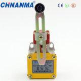 interruttore di limite impermeabile elettrico rotativo del rullo registrabile di 15A 250V micro con
