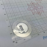 Dia13mm NTAG213 Ultra-Small Mini NFC etiqueta etiqueta de papel