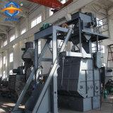 Caricamento automatico e scaricare la macchina di granigliatura di caduta
