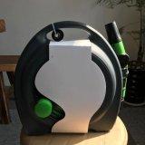 Fabricant garantie de prix inférieur de haute qualité 10m Enrouleur de tuyau de l'eau de jardin en plastique