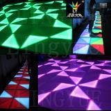 80W 8mm 단계 당 DJ DMX LED 댄스 플로워 빛