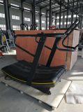Lzx-900 Venta caliente Equipo de Gimnasia Self-Generating Woodway estera de la curva a la venta de equipos de gimnasio