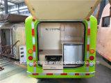 Новый караван типа 4X2 Clw передвижной/миниый трейлер каравана Teardrop