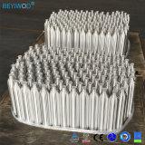 cylindre en aluminium du CO2 0.6L pour la machine de générateur de bicarbonate de soude