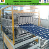 Three-Layer plastique PVC Tuile ondulé\Machine de fabrication de feuilles