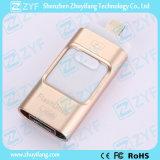 iPhone及びSamsung (ZYF1619)のための電光OTG Ios USB
