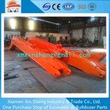 La Chine fournisseur flèche longue portée Standard & bras pour pièces de machinerie de construction mini-excavateur
