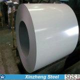 Основная катушка PPGI стальная, лист PPGI свертывает спиралью изготовление от Китая