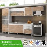 Комплект шкафа мебели кухонного шкафа кухни фабрики сразу розничный