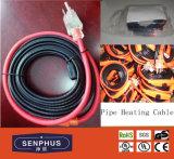 Câble chauffant de pipe de l'UL et du GS reconnus