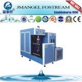 Machine de moulage de soufflement de bouteille d'eau minérale en plastique semi automatique d'animal familier