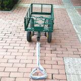 Складывание для тяжелого режима работы сетка корзина инструментов сад вагон
