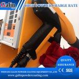 Galin/metal de Gema/revestimento do pó/equipamento plásticos do pulverizador/pintura (OPTFlex-2L) para o laboratório/teste