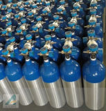 Cilindro di ossigeno medico portatile di alluminio di Alsafe