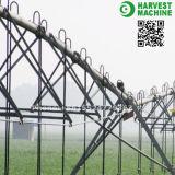 Máquina da irrigação do pivô do centro do bom desempenho/sistema irrigação da agricultura