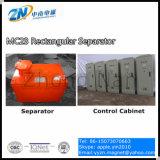 Separatore elettromagnetico rettangolare per il nastro trasportatore Mc23