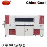 Ql6025フルオートの収縮フィルムの側面のシーラーの包装機械