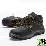 Schoenen van de veiligheid wekten de Beschermende Schoenen van Midsole van het Staal van de Teen van het Staal van Schoenen