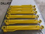 Hsg 시리즈 굴착기 두 배 임시 유압 기름 실린더 렘