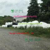 Pellicola dell'imballaggio della pressa per balle dell'involucro di agricoltura della pellicola dell'involucro di stirata del silaggio
