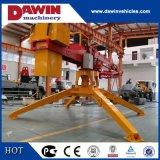 crescimento de colocação concreto móvel de 15m com a válvula de solenóide proporcional