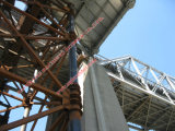 Junção de expansão de aço de ponte para a estrada para o Irã