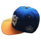 La gorra de béisbol vendedora caliente, encaja a presión detrás se divierte el sombrero