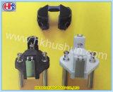 Contactos universales del cargador usados para el vario tipo del enchufe eléctrico (HS-BS-0022)