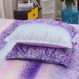 Goedkoop verspreid Reeks van het Beddegoed van het Huis van de Polyester van Af:drukken de Textiel