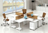Modern Style Premium Staff Partition Workstations Office Desk (PM-007)