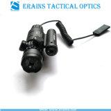 コンボ取付けられた赤いレーザーのスコープの緑レーザーの視力(ES-YH-209)