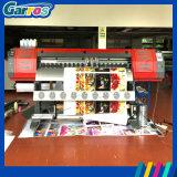 3,2 milhões de Impressora Solvente ecológico de Grande Formato de rolo para rolo de impressora jato de tinta para Interior/Exterior para publicidade