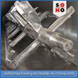 Contenitore a pressione con pellicola discendente dell'evaporatore della ruspa spianatrice