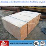 Élévateur électrique de câble métallique d'entrepôt de Construntion