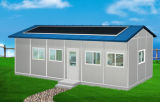 Casa de estructura de acero modulares prefabricados