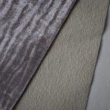 Cuoio lanuginoso del PVC del documento della protezione della base della decorazione della parete di sensibilità