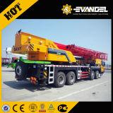 중국 최고 Sany 아주 새로운 기중기 트럭 50 톤 Stc500