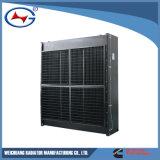 Qsk38-G5-1 구리 방열기 Genset 방열기 Liuqid 물 냉각 방열기