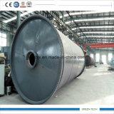 사용된 타이어 재생을%s 10 톤 Pyrolisis 기계
