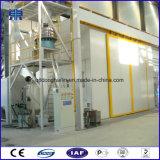 De Zandstralende Cabine die van uitstekende kwaliteit Zaal zandstralen/Machine zandstralen