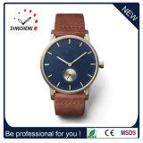 Moda reloj hombre reloj de pulsera de acero inoxidable Ver (DC-1080)