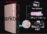 Batería disponible de la energía solar de Phine de la batería del cargador del coche móvil de la computadora portátil