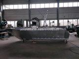 5.9M totalmente soldado de la consola central barco de pesca de alimentación de la fábrica de aluminio