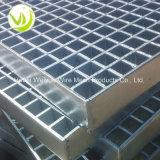 Rejilla de acero galvanizado de alta calidad/precio de rejilla de acero galvanizado